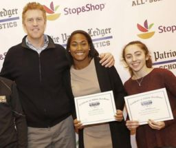 Thayer Athletes Honored at Patriot Ledger All-Scholastic Event