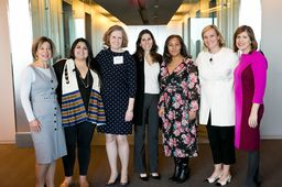 Women's networking event offers real-world advice, support