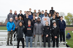Thayer Boys Track & Field takes New England Championship