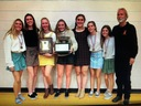 Thayer girls cross country earns ISL championship