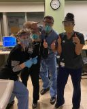 Thayer senior coordinates use of 3D printers for medical PPE