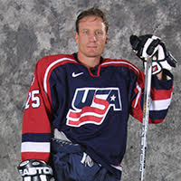 Jeremy Roenick Team USA photo