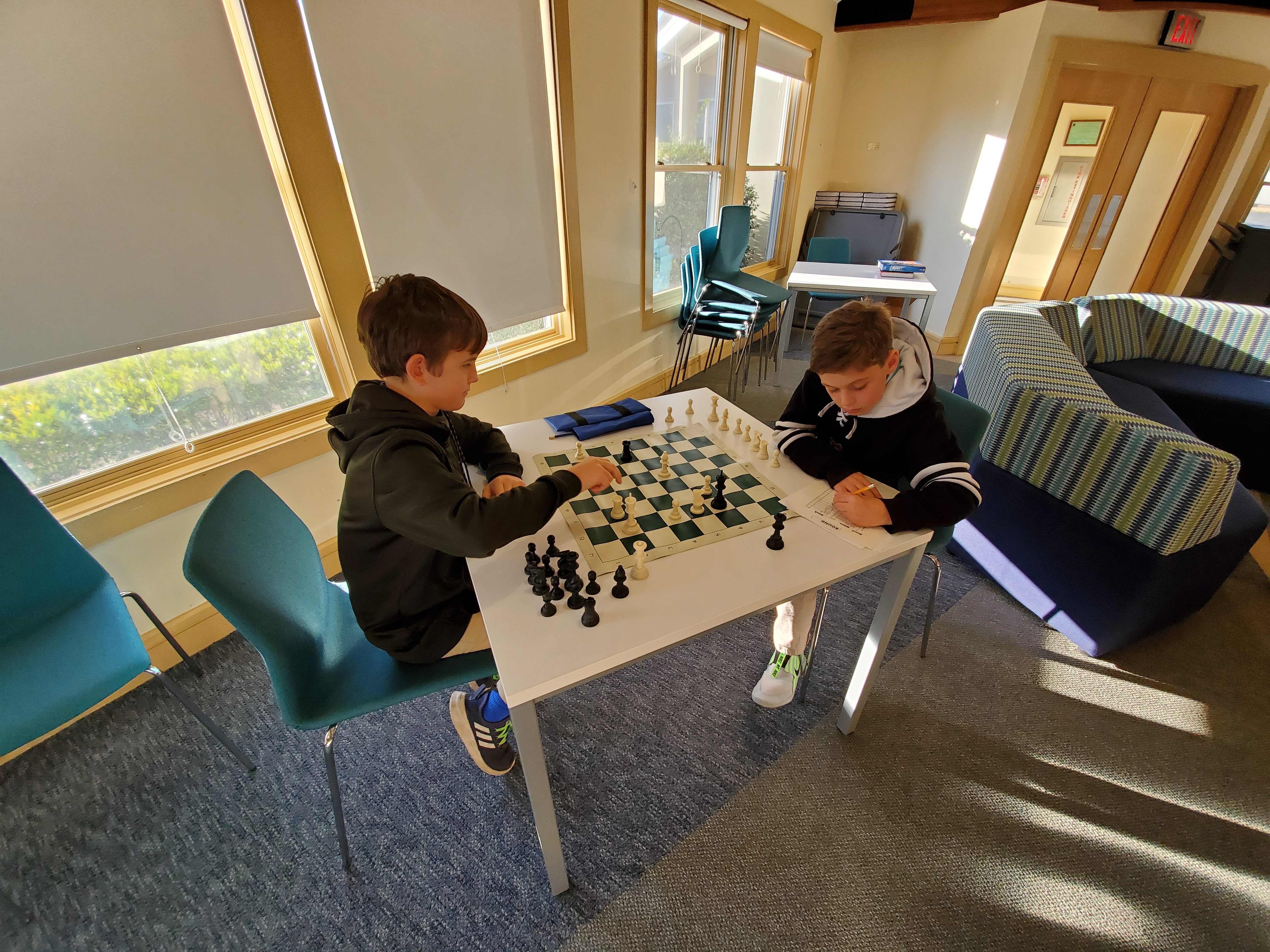 Thayer Academy Chess Club 3