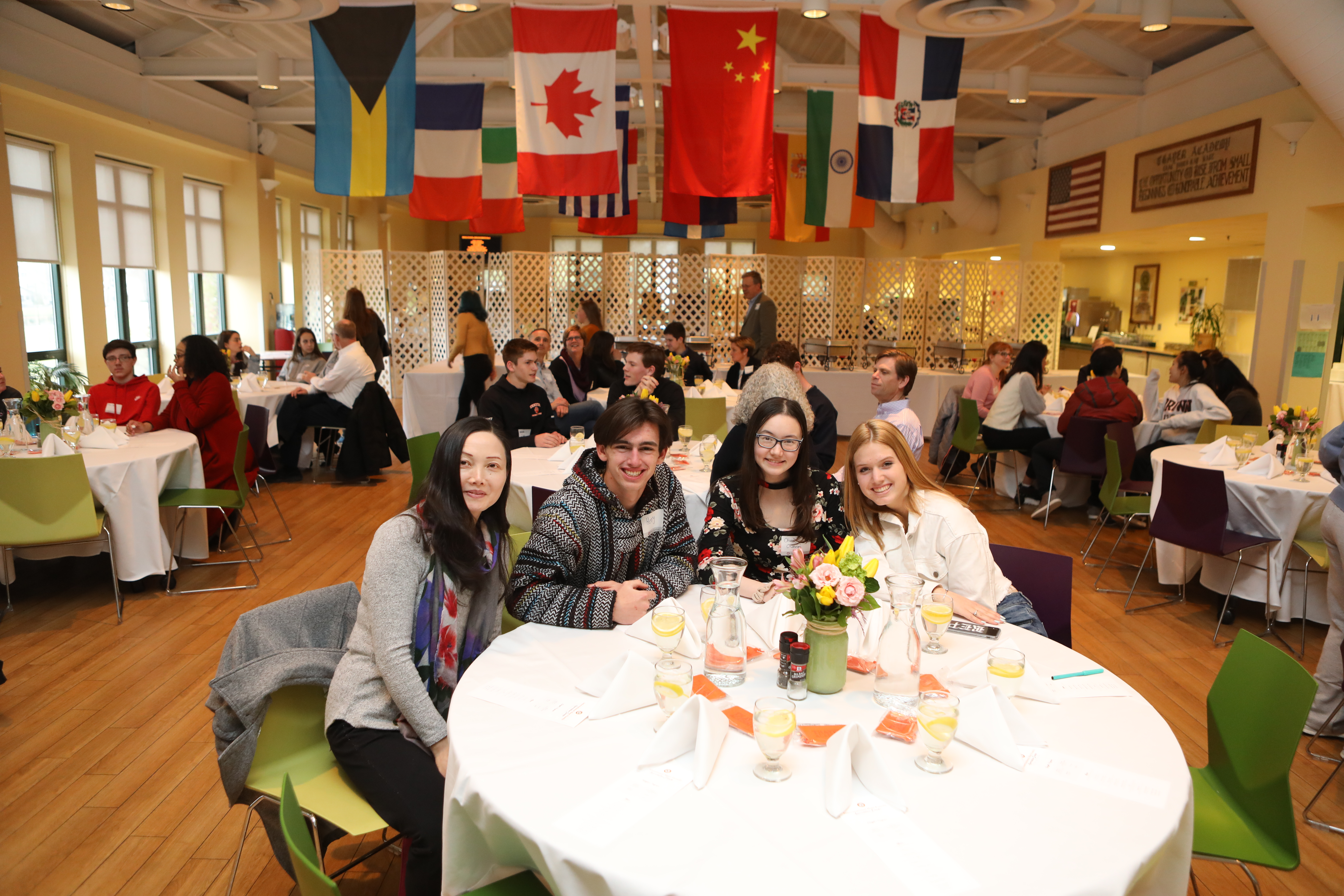 International Host Family Appreciation Dinner 2
