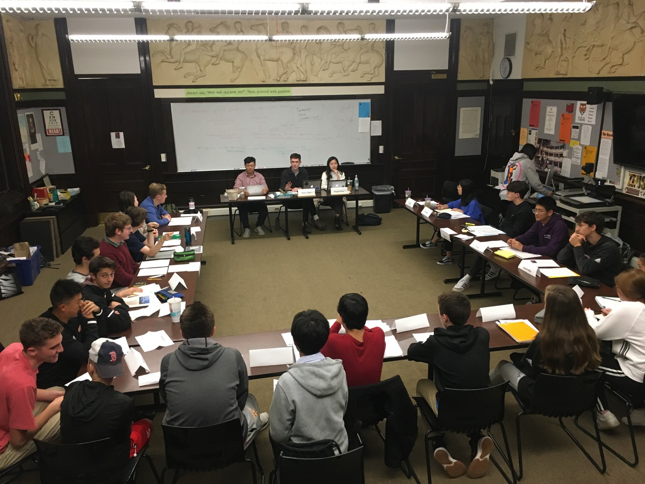 Thayer Academy Model United Nations 4