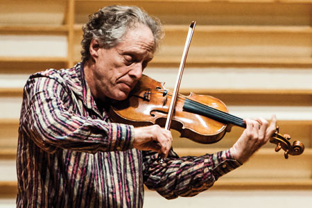 Thayer Academy Violinist Charles Castleman, Class of 1957