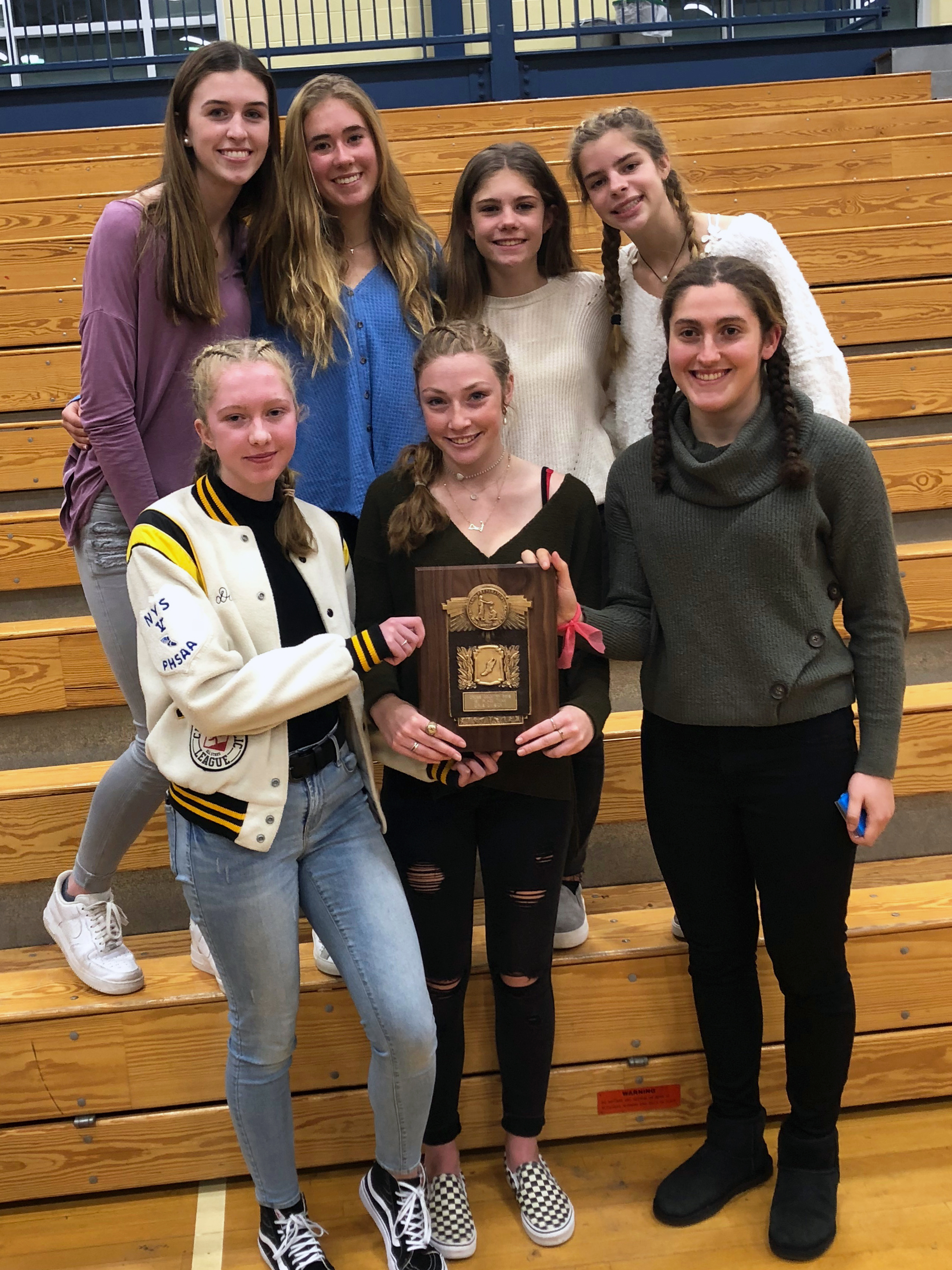 Thayer Academy New England Cross Country Champions 2019