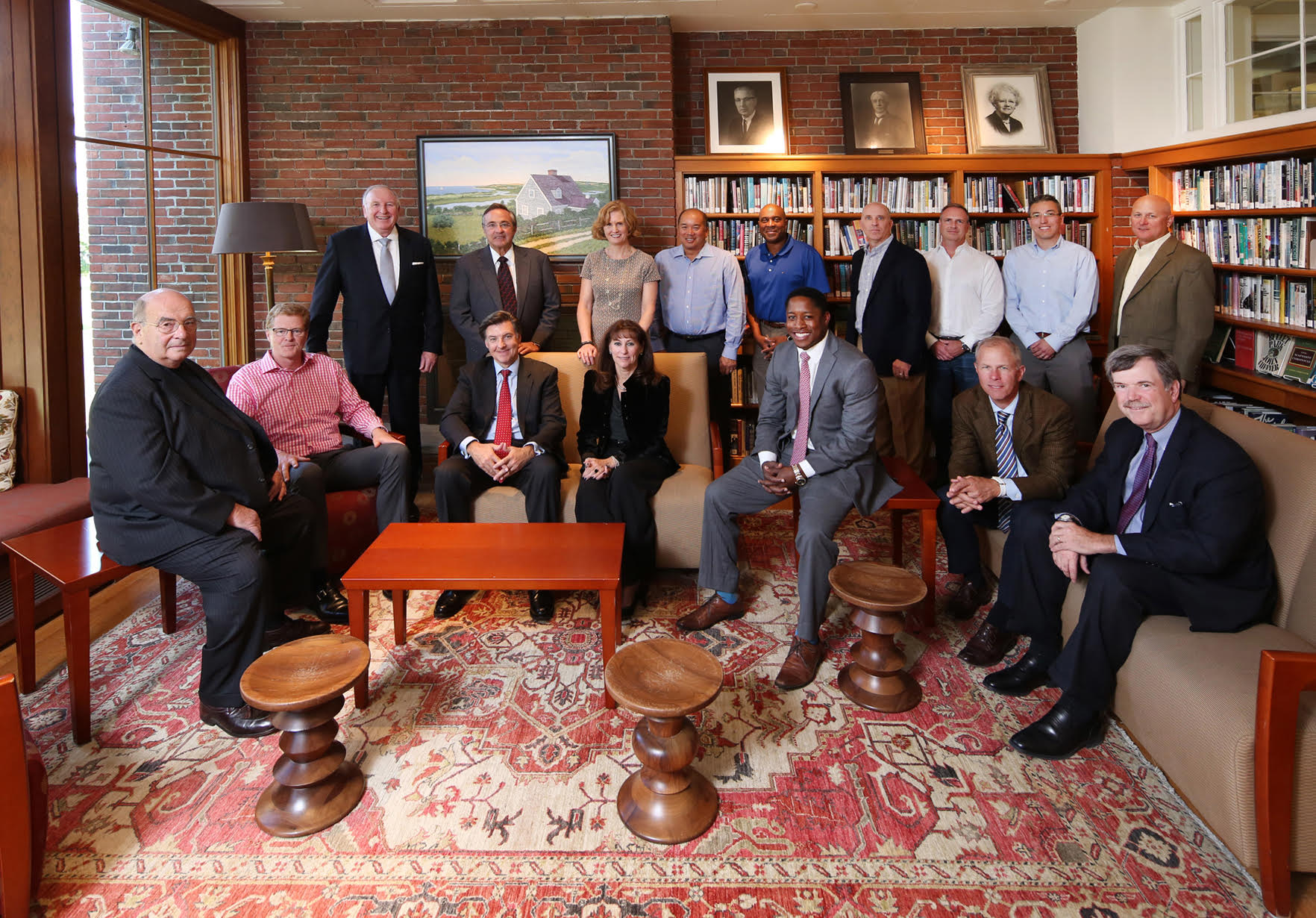 Thayer Academy Board of Trustees