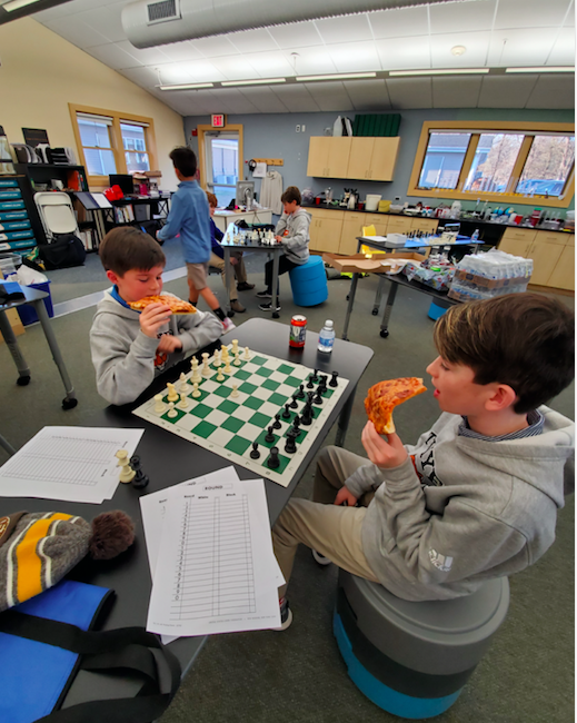 Thayer Academy Chess Club 2