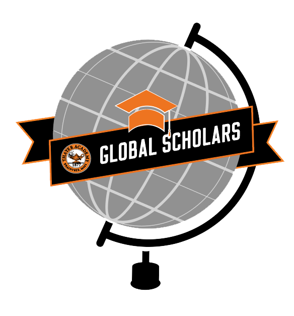 Thayer Academy Global Scholars Program Logo
